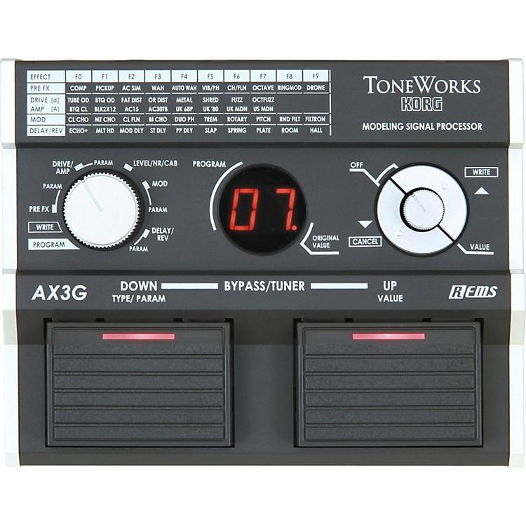 ToneworksAX3G Guitar Modeling Signal Processor