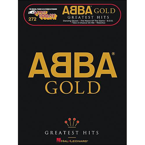 Hal Leonard Abba Gold Greatest Hits E-Z Play 272