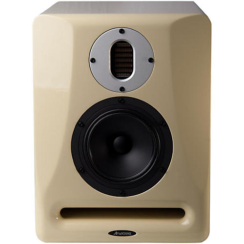Avantone Abbey 3-Way Active Studio Monitor - Creme-thumbnail