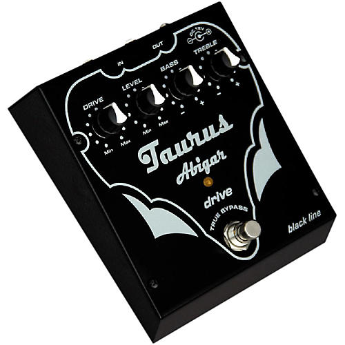 Taurus Abigar Black Line Booster Effects Pedal