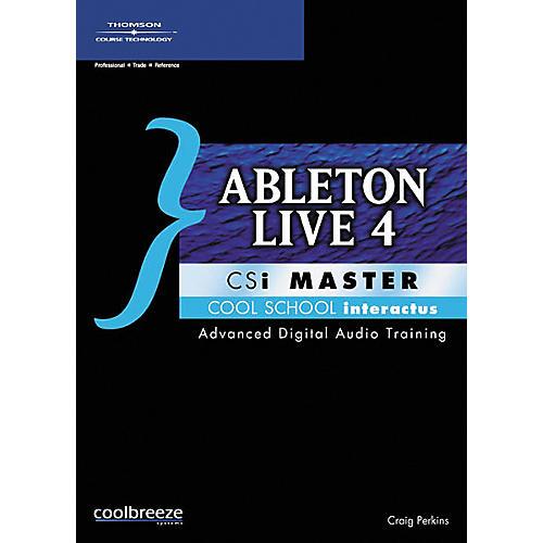 Course Technology PTR Ableton Live 4 CSi Master (CD-ROM)