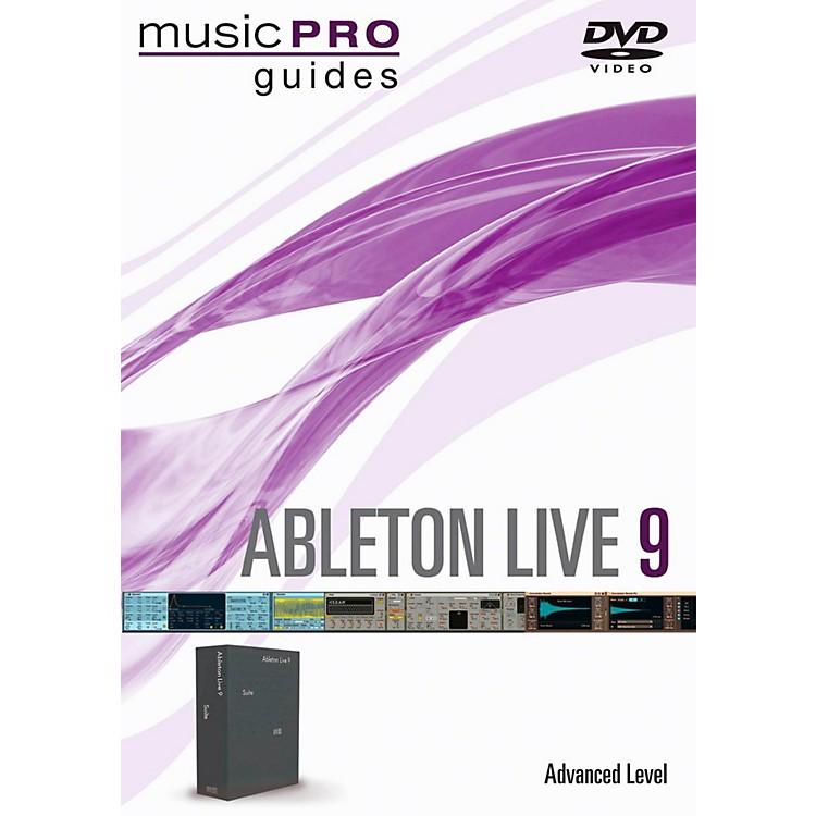 Hal LeonardAbleton Live 9 Advanced Level Music Pro Guide DVD