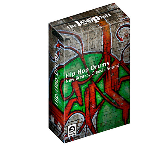 The Loop Loft Ableton Live Pack - Hip Hop Drums