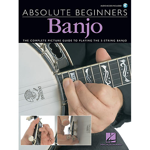 Music Sales Absolute Beginners - Banjo Music Sales America Series Softcover with CD Written by Bill Evans