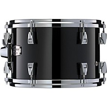 """Yamaha Absolute Hybrid Maple Hanging 12 x 8"""" Tom 12 x 8 in. Solid Black"""