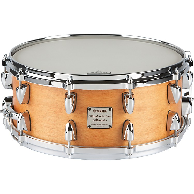 Yamaha Absolute Maple Snare Drum