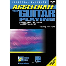 Berklee Press Accelerate Your Guitar Playing (DVD)