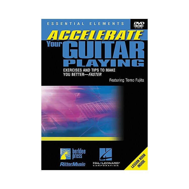 Berklee PressAccelerate Your Guitar Playing (DVD)