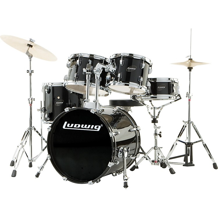LudwigAccent CS Combo Exclusive Drumset