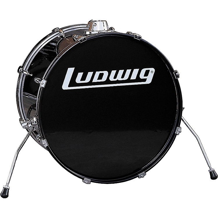 Ludwig Accent Drive Drum Set Review: Barking Drum