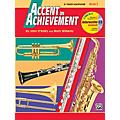Alfred Accent on Achievement Book 2 B-Flat Tenor Saxophone Book & CD  Thumbnail