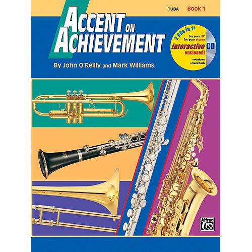 Alfred Accent on Achievement- Tuba-thumbnail