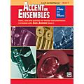 Alfred Accent on Ensembles Book 2 E-Flat Alto Sax/Baritone Sax