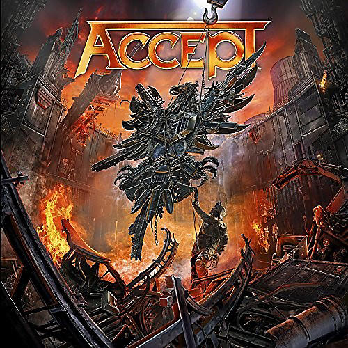 Alliance Accept - Rise Of Chaos