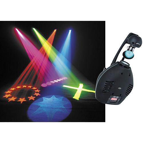 American DJ Accu Scan 250 250W Discharge DMX Intelligent Scanner