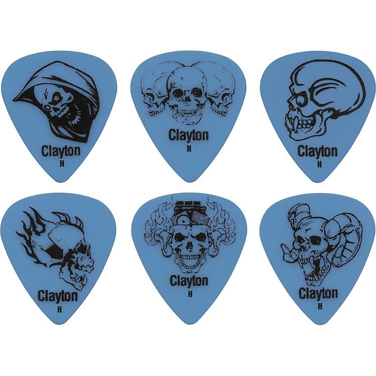 ClaytonAcetal Demonic Guitar Picks