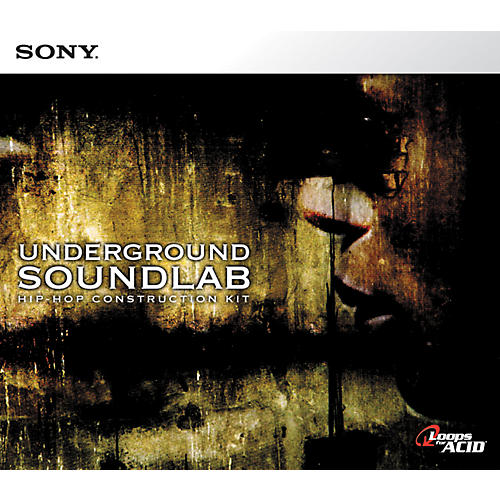 Sony Acid Loop Underground Soundlab: Hip-Hop Construction Kit