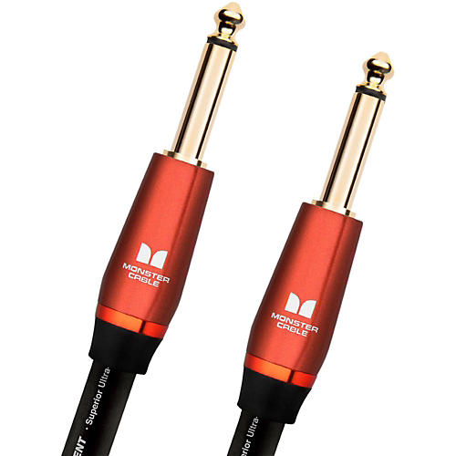 Monster Cable Acoustic 1/4 Inch Straight to Straight Instrument Cable-thumbnail