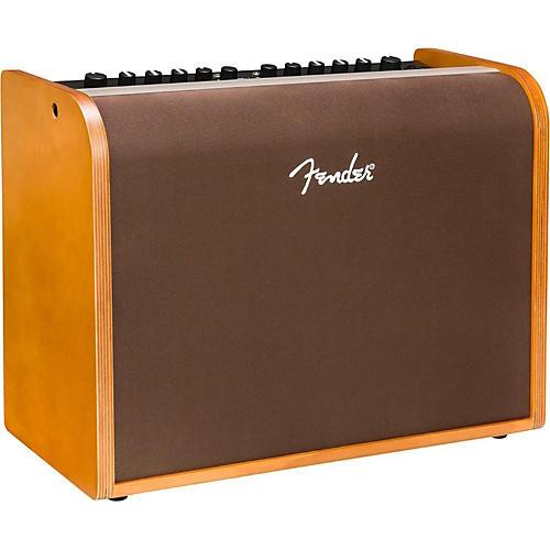 fender acoustic 100 100w 1x8 acoustic guitar combo amplifier musician 39 s friend. Black Bedroom Furniture Sets. Home Design Ideas