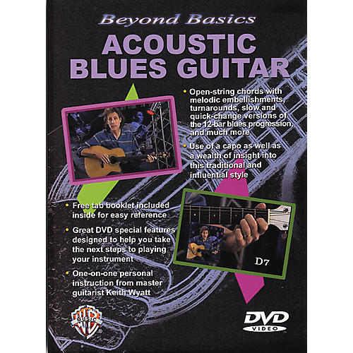 Alfred Acoustic Blues