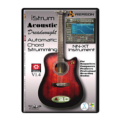 AudioWarrior Acoustic Dreadnought Kontakt Library