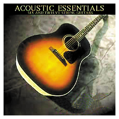 Tascam Acoustic Essentials Vol. 2 Standard CD-thumbnail
