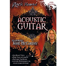Rock House Acoustic Guitar DVD Mega Pack 2-DVD Set