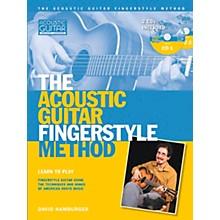 Hal Leonard Acoustic Guitar Fingerstyle Method (Book/Online Audio)