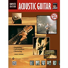 Alfred Acoustic Guitar Method Complete (Book/CD)