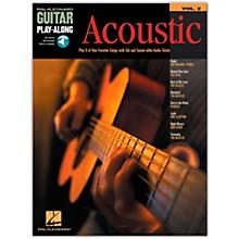 Hal Leonard Acoustic Guitar Play-Along Series Volume 2 (Book/Online Audio)