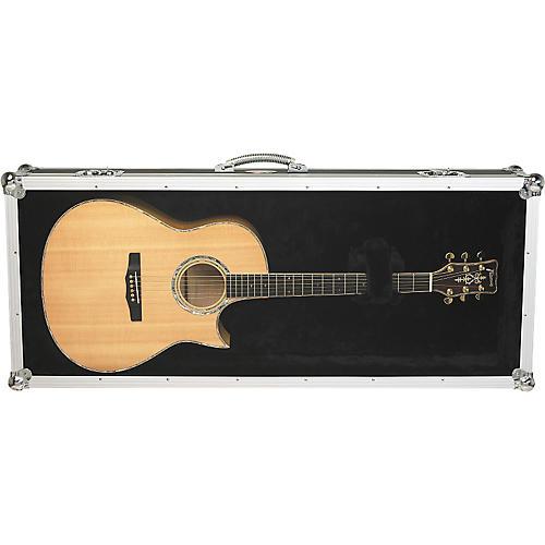 RockCase by Warwick Acoustic Guitar Plexiglas Display Case