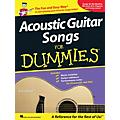 Hal Leonard Acoustic Guitar Songs for Dummies - Book  Thumbnail