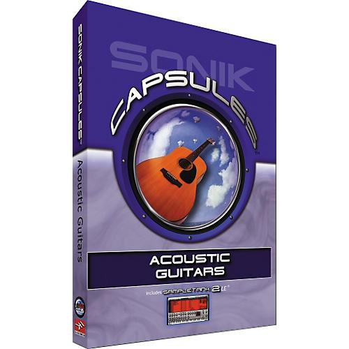 Sonik Capsules Acoustic Guitars Capsule