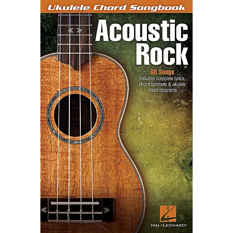 Hal LeonardAcoustic Rock - Ukulele Chord Songbook