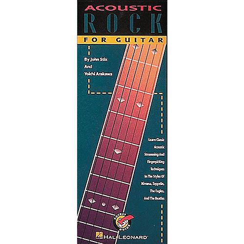 Hal Leonard Acoustic Rock for Guitar (Pocket Guide)