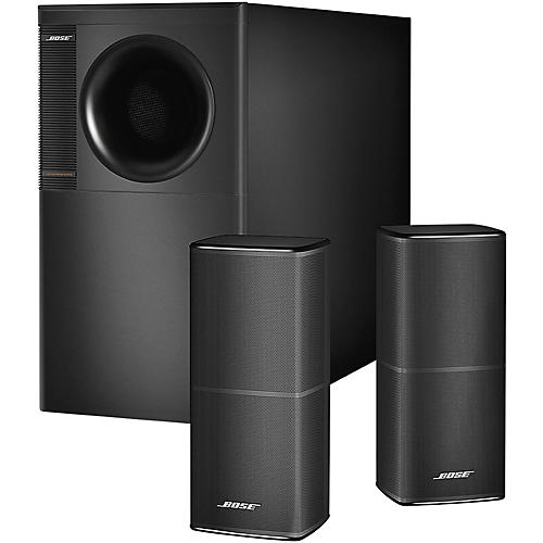 Bose Acoustimass 5 Series V Home Theater Speaker System-thumbnail