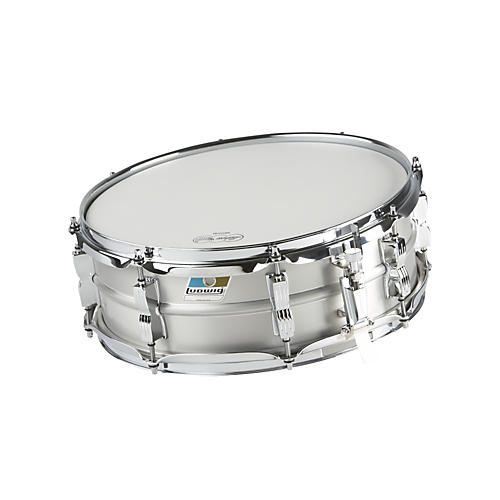 Ludwig Acrolite Classic Aluminum Snare Drum Matte Finish 5x14