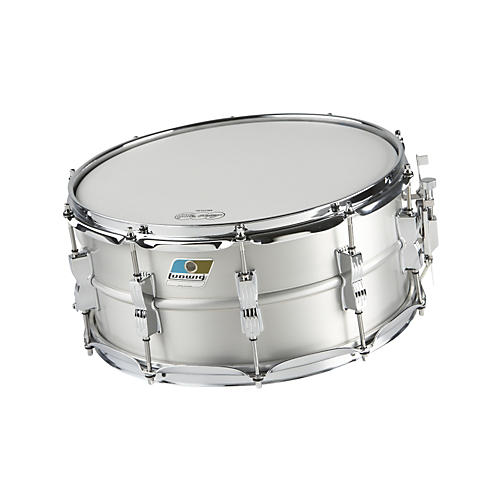 ludwig acrolite classic aluminum snare drum musician 39 s friend. Black Bedroom Furniture Sets. Home Design Ideas