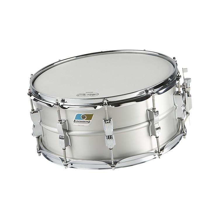 LudwigAcrolite Classic Aluminum Snare Drum