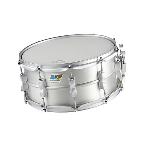 Ludwig Acrolite Limited Edition Aluminum Snare Drum