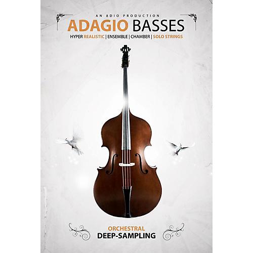 8DIO Productions Adagio Basses-thumbnail