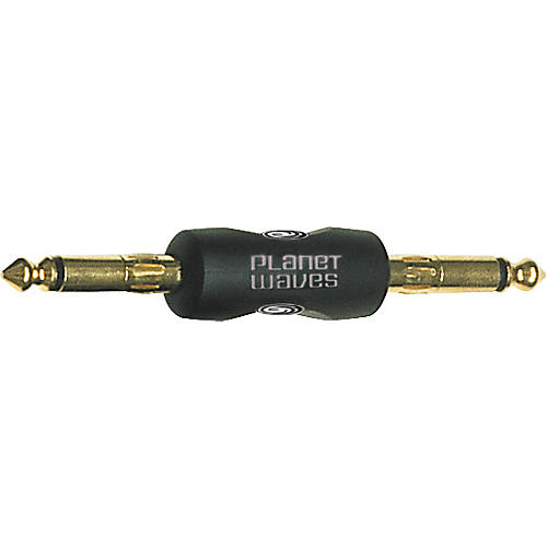 D'Addario Planet Waves Adapter, 1/4 - 1/4 Straight
