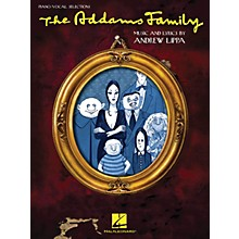 Hal Leonard Addams Family - Piano/Vocal Selections Songbook