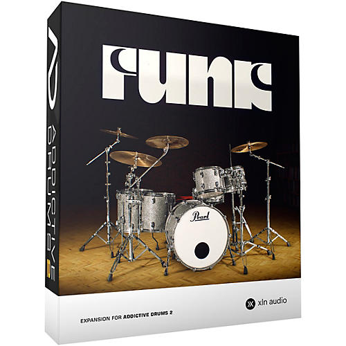 XLN Audio Addictive Drums 2  Funk-thumbnail