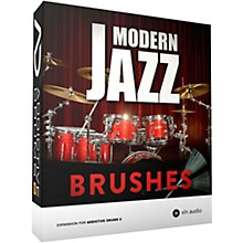 XLN Audio Addictive Drums 2  Modern Jazz Brushes
