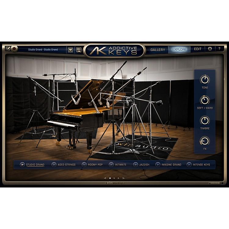 XLN AudioAddictive Keys Studio Collection Promo Pak Software Download