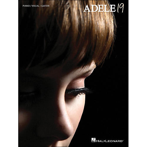 Hal Leonard Adele - 19 arranged for piano, vocal, and guitar (P/V/G)