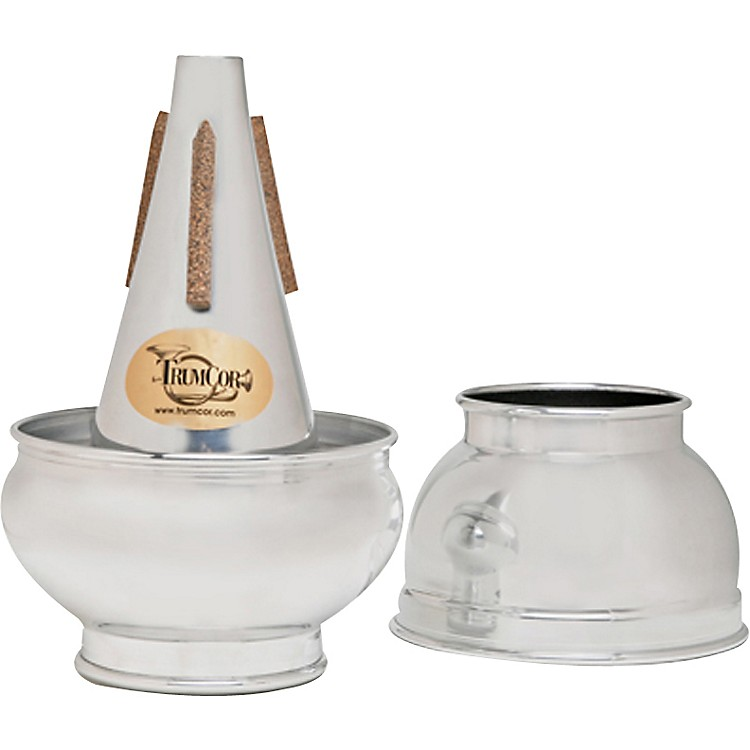 TrumcorAdjustable Aluminum Trumpet Cup Mute