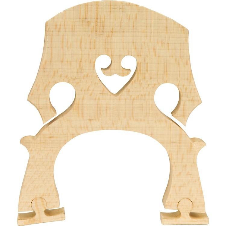 The String CentreAdjustable Cello Bridges3/4 Med