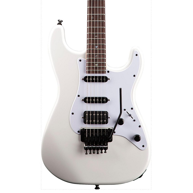 Jackson Adrian Smith SDX Snow White Maple Fingerboard